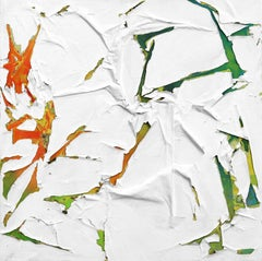 Flora I - Original Abstract Textural Artwork
