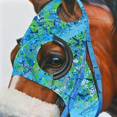 Blue and Green Blinkers