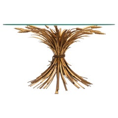'Sheaf of Wheat' Coco Chanel Coffee Table