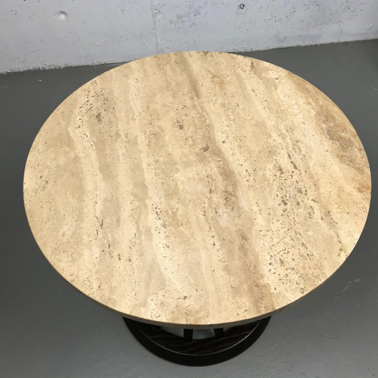 Sheaf of Wheat Side Table by Edward Wormley for Dunbar For Sale 3