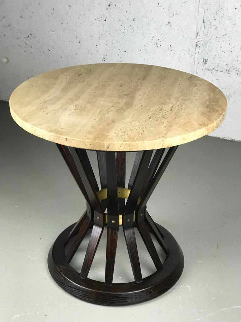 Sheaf of Wheat Side Table by Edward Wormley for Dunbar For Sale 4
