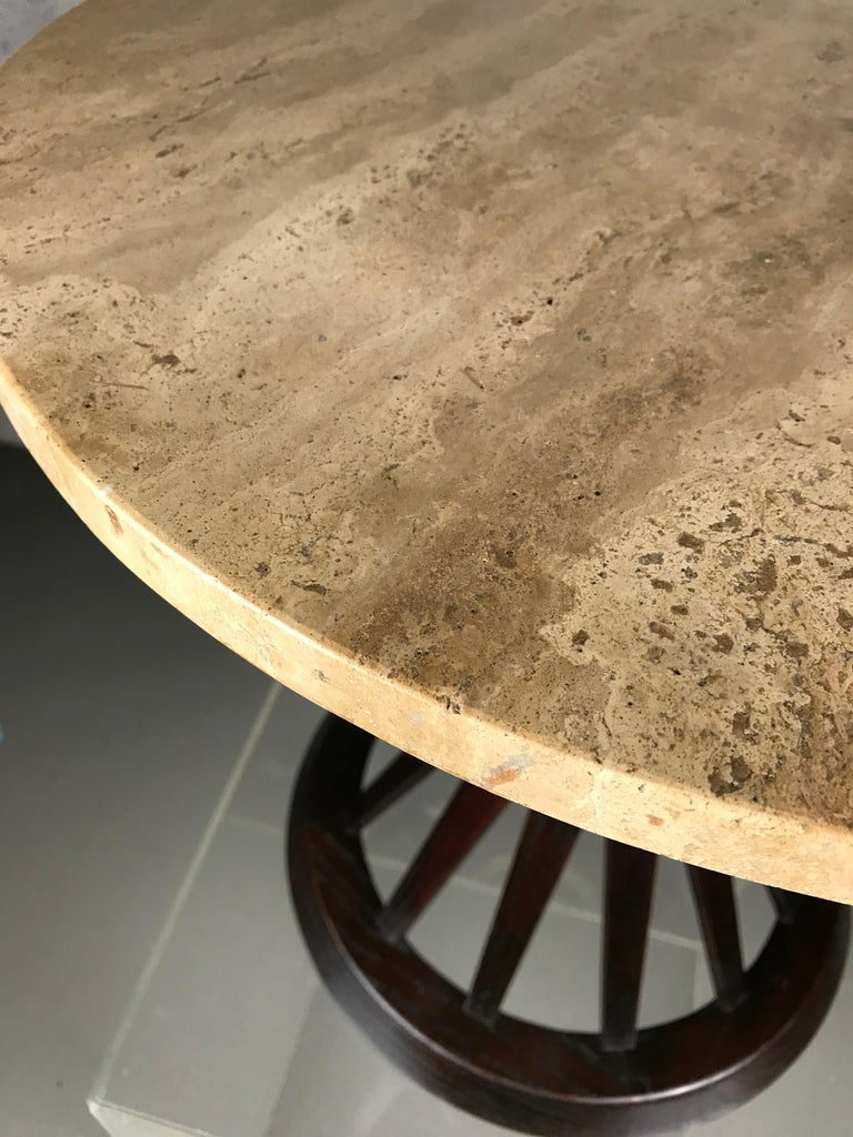 Mid-20th Century Sheaf of Wheat Side Table by Edward Wormley for Dunbar For Sale
