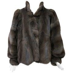 Sheared Fur Jacket, 1980s