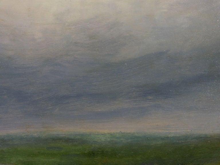 """Romantic """"Sheep at Pasture"""