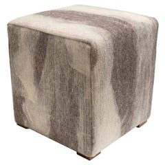 Sheep Cube in Shetland Grey by JG Switzer
