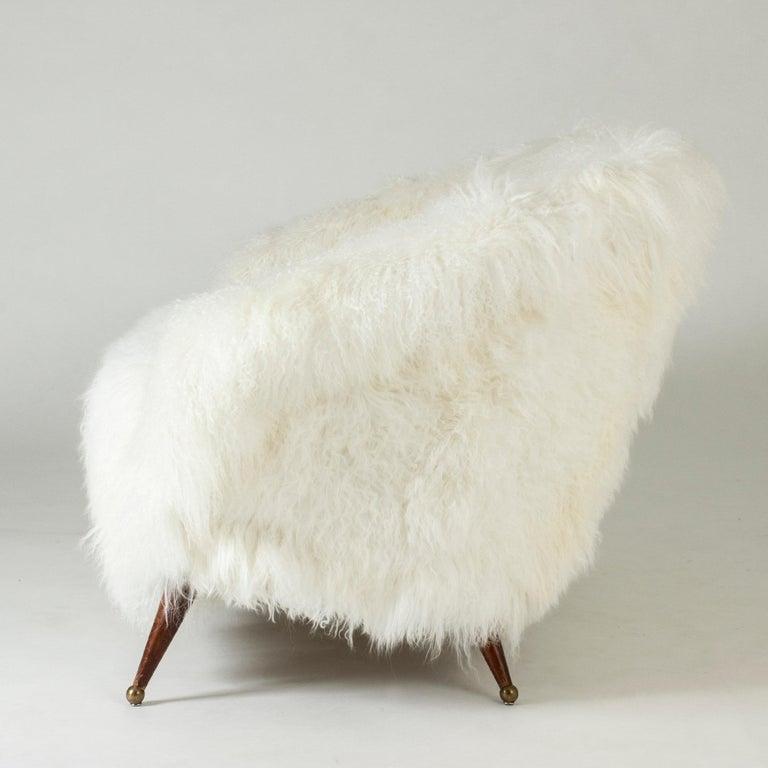 Mid-20th Century Sheepskin