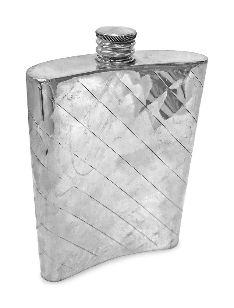 Artisan Sheffield England Vodka Thermos For Sale