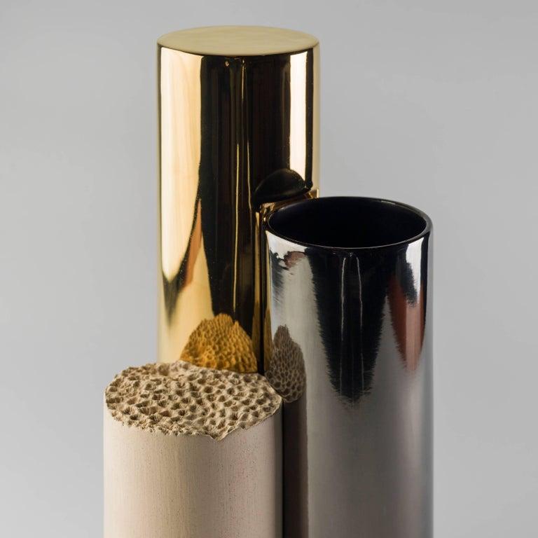 Modern Sheikha Hind Bint Majid Al Qassimi Limited Edition Is-Dher Vases For Sale