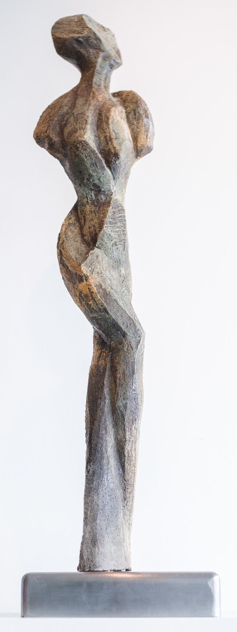 Sheila Ganch Figurative Sculpture - Sublime