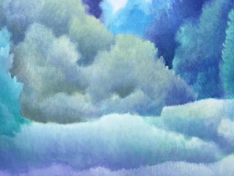 Blue dreams, romantic style For Sale 1