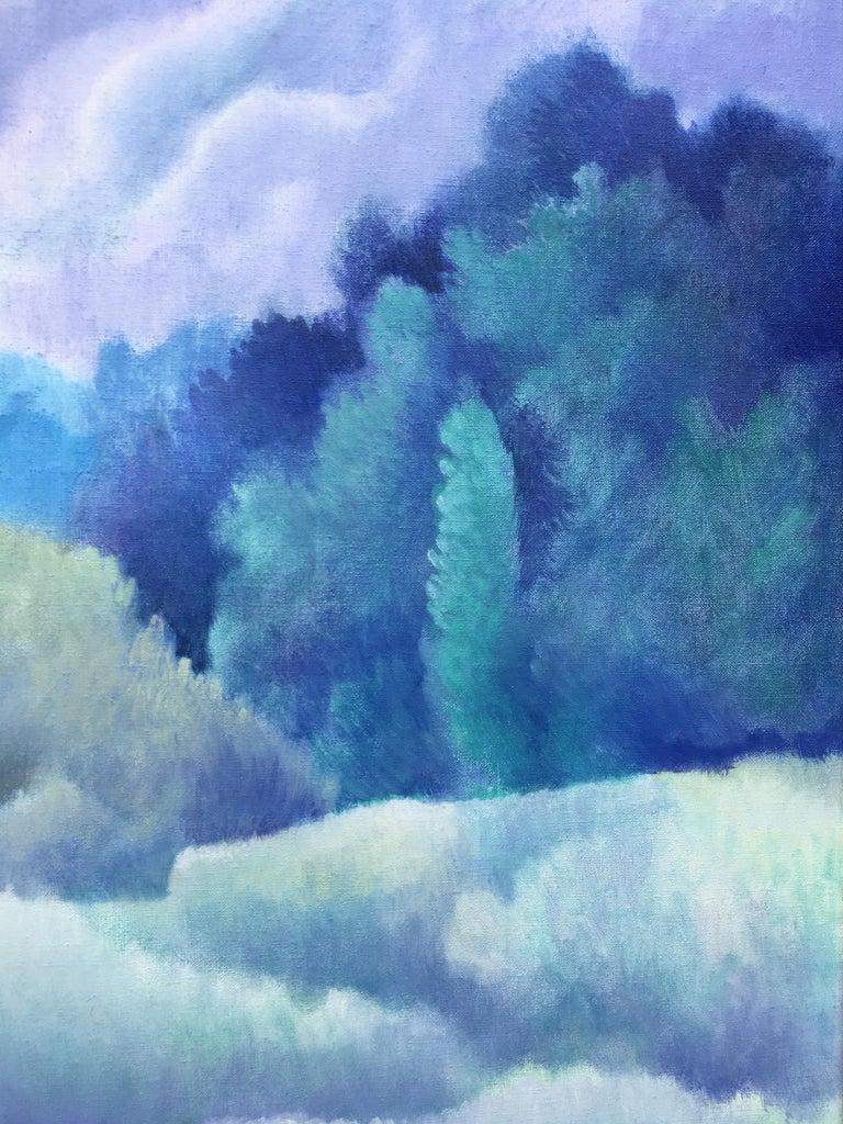 Blue dreams, romantic style For Sale 2
