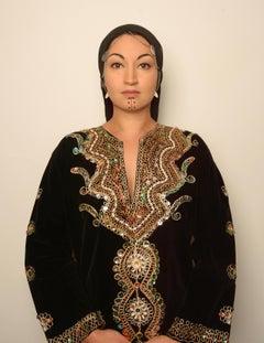 """Jordanian Woman"", Sheinina L. Raj, Photography, Giclee print"