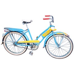 Shelby Donald Duck Bicycle, 1949