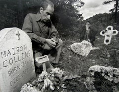 Brothers at Bother's and Mother's Grave