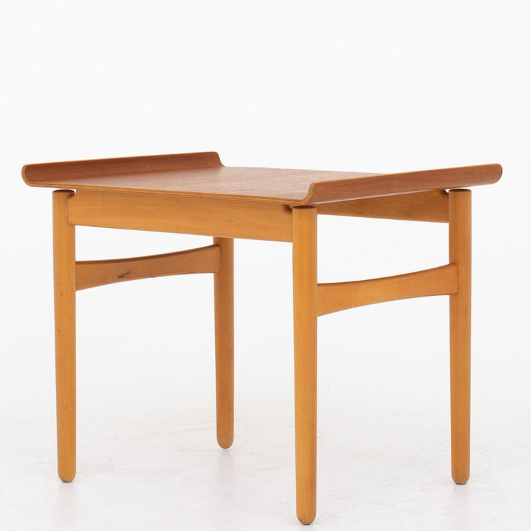 Patinated Shell-Set by Hans J. Wegner For Sale