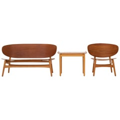 Shell-Set by Hans J. Wegner