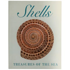 Shells 'Treasures of the Sea' Sea Shell Library or Coffee Table Book, ca. 1990s