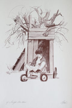 Tommy's Tree House (Artist Proof)