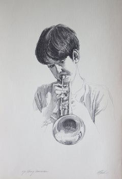 Young Musician (Artist Proof)