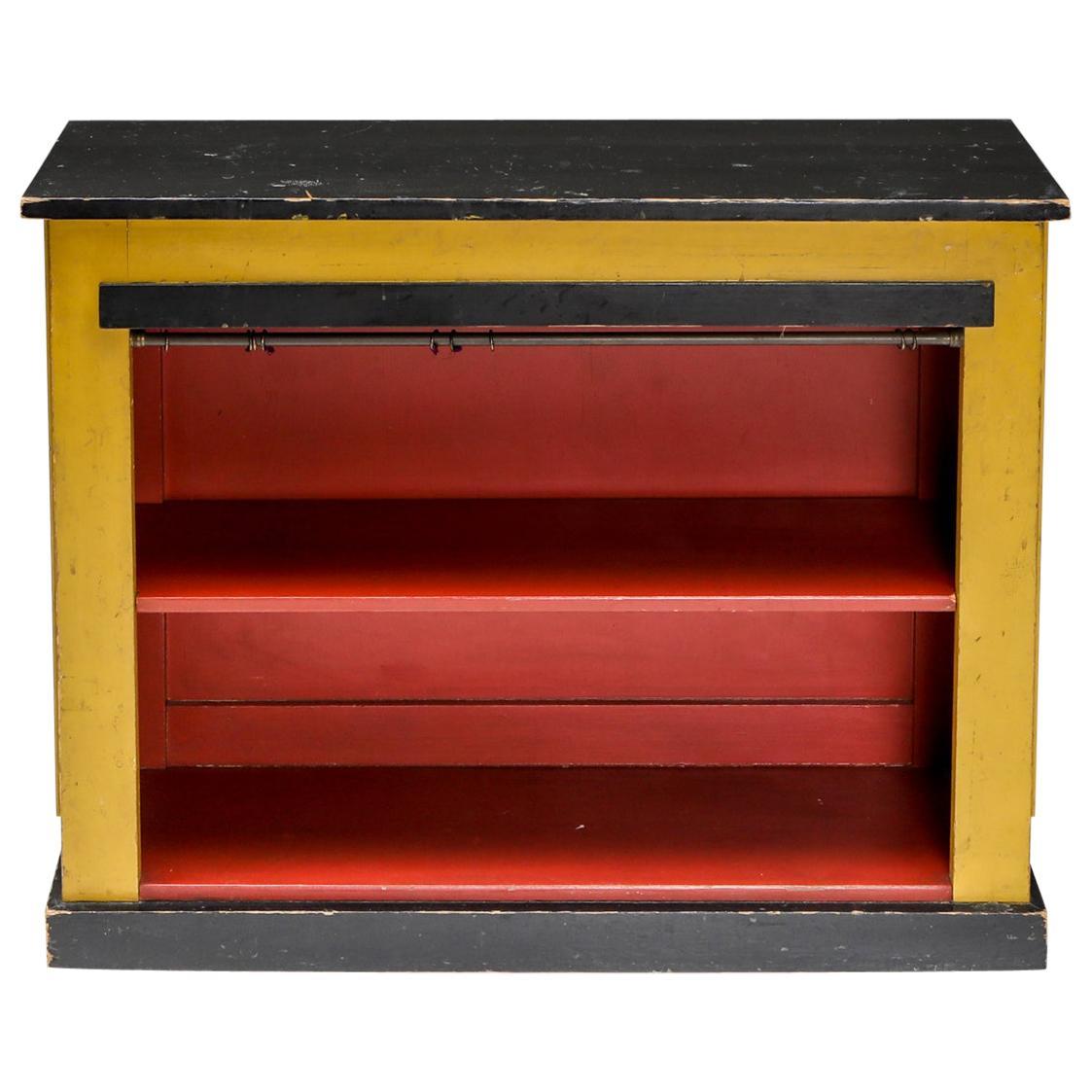 Shelve Cabinet by Dutch Modernist H.Wouda, 1924