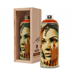 Target Exceptions' Spray Can by Shepard Fairey