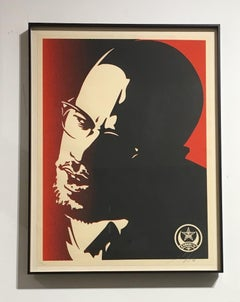 Malcolm X Red