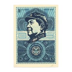 Mao Money, 2019, Screenprint, Urban Art, Street Art, Contemporary Art