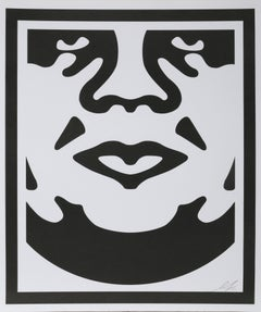 Obey Giant I, Signed Print by Shepard Fairey