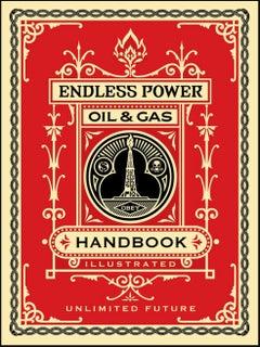 Shepard Fairey - Obey Giant - Endless Power Handbook - Urban Graffiti Street Art