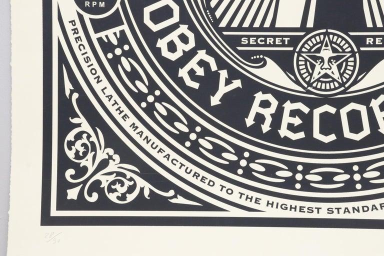 American Shepard Fairey Serigraph Large Format Artist Signed