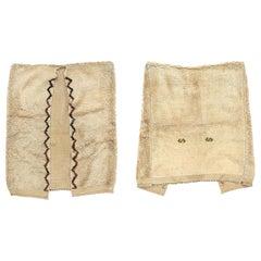 Shepherd's Tulu Hand Knotted Wool Rug Coat