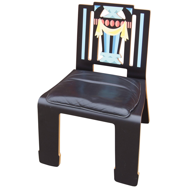 Postmodern Sheraton Chair by Robert Venturi & Denise Scott Brown for Knoll