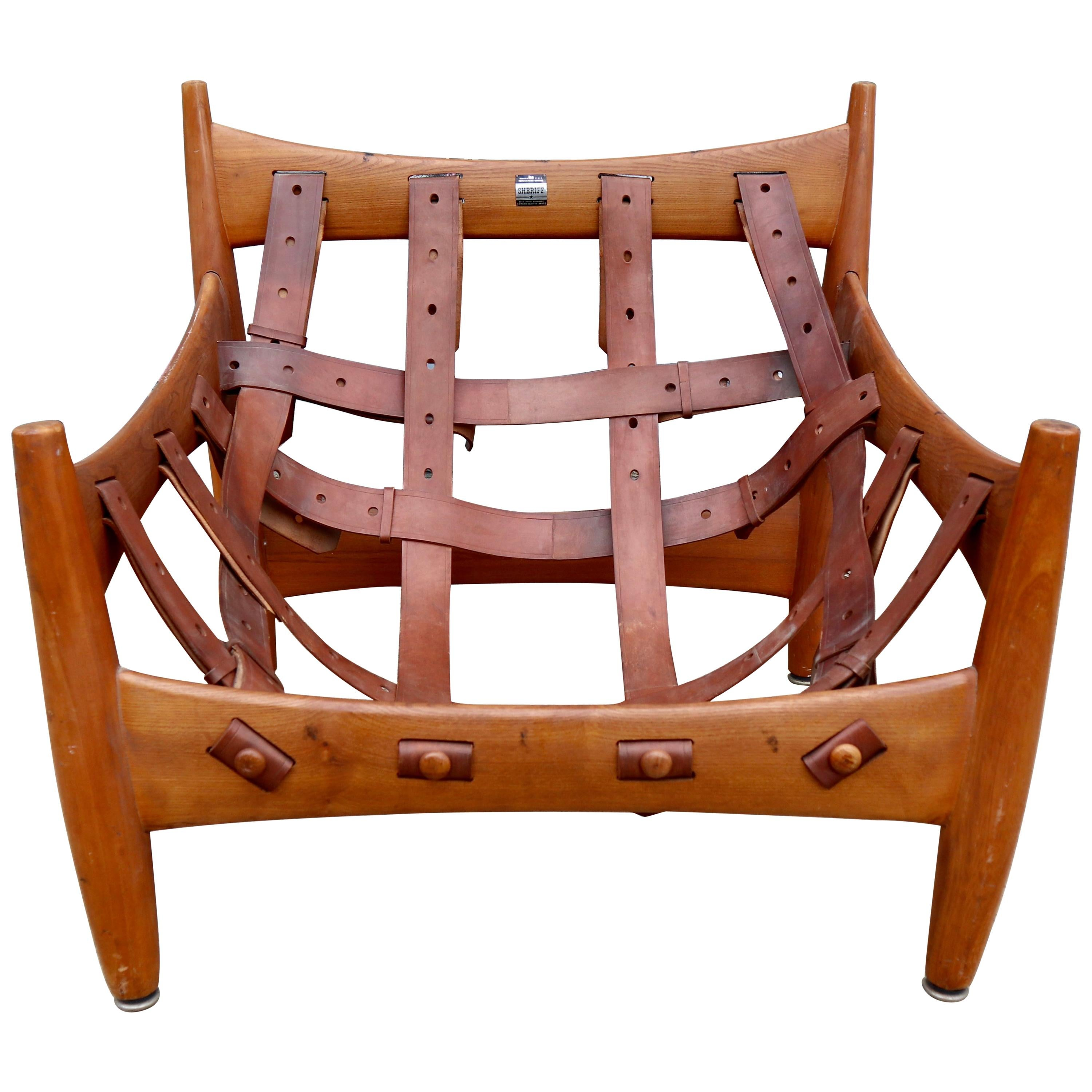 Sheriff Chair by Sergio Rodrigues