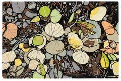 Leaf Litter (texture, leaves, earth tones, life)