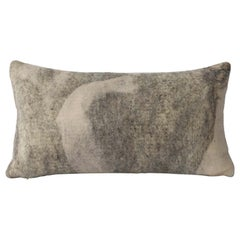Shetland Wool Rose Pillow, Small - Heritage Sheep Collection