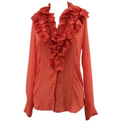 SHI peach NWOT Shirt