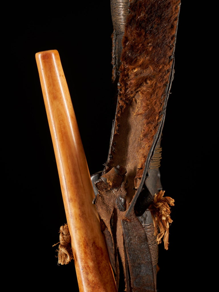 Shi People, DRC, Ceremonial Sword For Sale 3