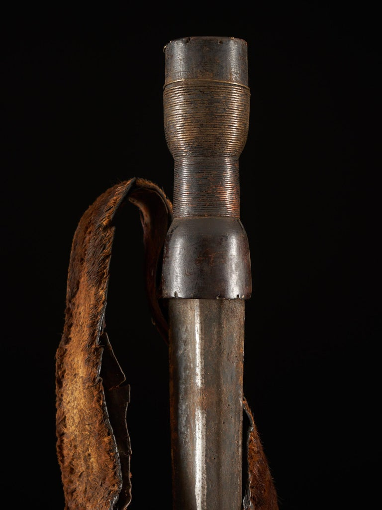Shi People, DRC, Ceremonial Sword For Sale 5