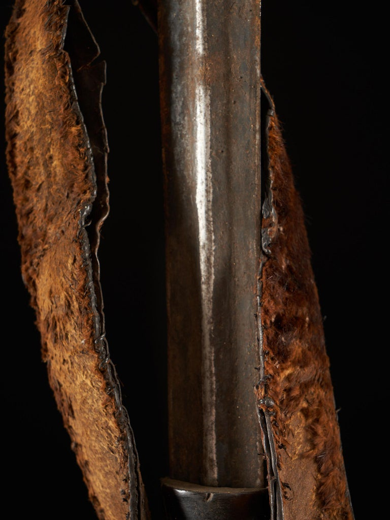 Shi People, DRC, Ceremonial Sword For Sale 6