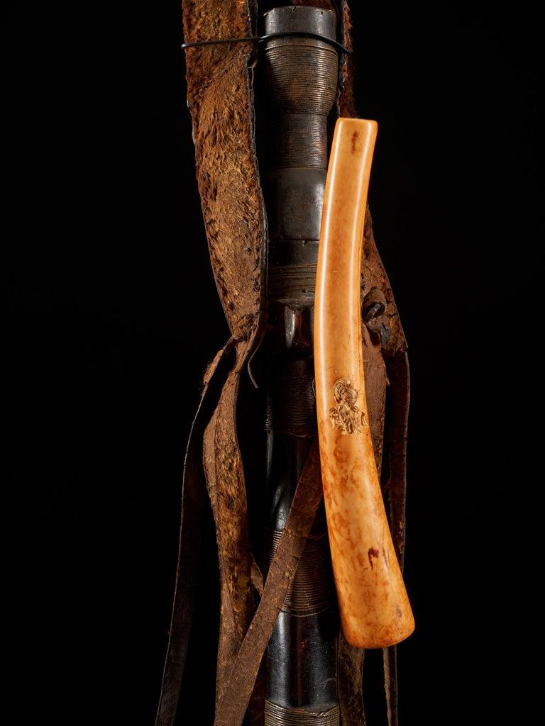 Shi People, DRC, Ceremonial Sword For Sale 1