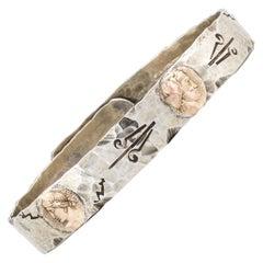 Shiebler Edwardian Homeric Bracelet