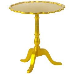 Shield Side Table