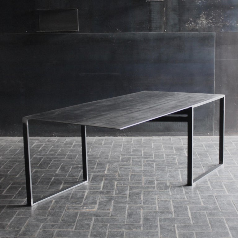 Contemporary Shift Dining Table For Sale
