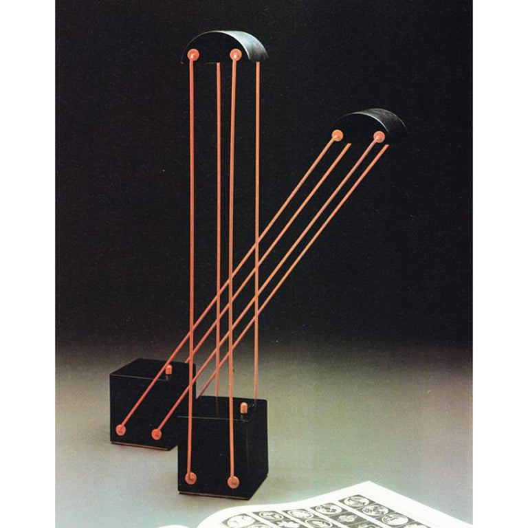 Shigeaki Asahara, a Table Lamp, Tokio, Stilnovo, circa 1980 In Good Condition For Sale In Paris, FR