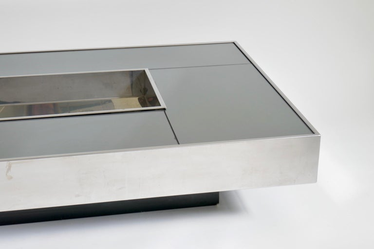 Shilling Coffee Table by Giovanni Ausenda for Ny Form, 1970s In Good Condition For Sale In London, GB