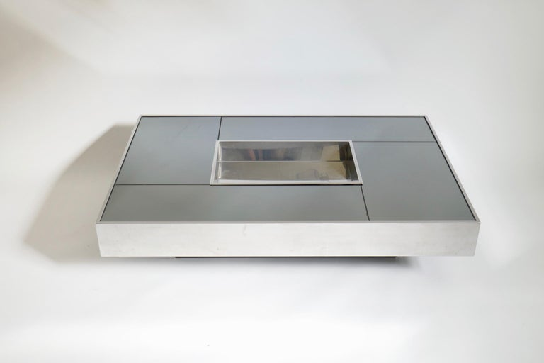 Late 20th Century Shilling Coffee Table by Giovanni Ausenda for Ny Form, 1970s For Sale