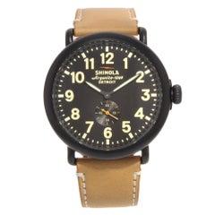 Shinola The Runwell 10000011 Stainless Steel Quartz Men's Watch