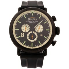 Shinola the Runwell Contrast Chrono 10000076