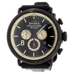 Shinola the Runwell Contrast Chrono 10000076
