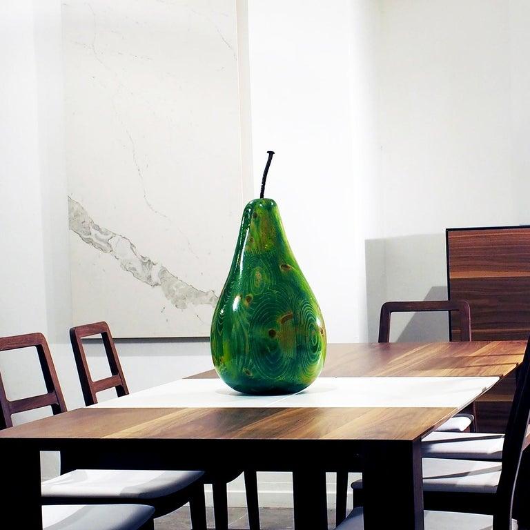 Italian Shiny Green Pear For Sale
